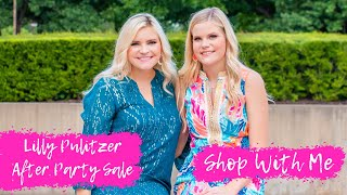 Lilly Pulitzer After Party Sale Shop With Me And In-Store Try On Winter 2020 | January 2020