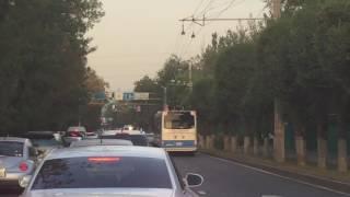 Камера контроля общественного транспорта Алматы
