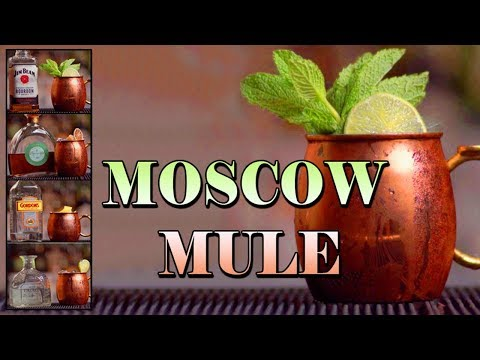 How To Make a Moscow Mule Top 10 Variations