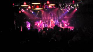 """Outta the Black performs Armored Saint's """"Reign of Fire"""""""
