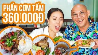 Food For Good #445: Dù đắt nhất Saigon nhưng cơm tấm Nguyễn Văn Cừ 30 năm vẫn luôn đắt khách !