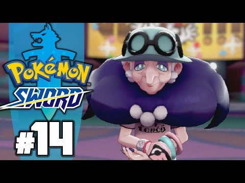 OPAL THE WITCH!! | Pokémon Sword and Shield - Part 14