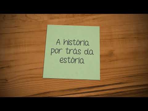 A história por trás da estória