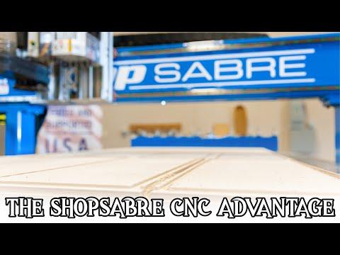 The ShopSabre CNC Advantagevideo thumb