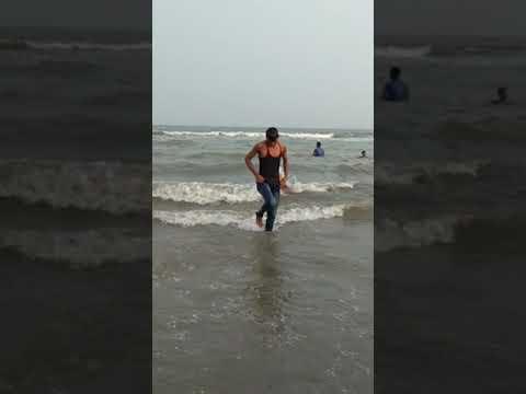 😀 Kakinada beach  park🙂