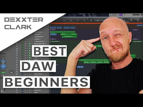 What is the best DAW software for music production // for beginners
