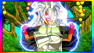 I was pushed to Ultra Instinct in Dragon Ball Xenoverse 2 Mods
