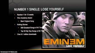 Eminem Powerpoint Screencast