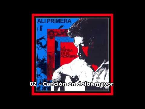 La Patria es El Hombre (Disco completo 1977) - Ali Primera (Video)