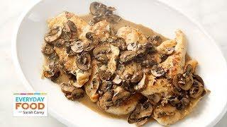 Chicken Marsala - Everyday Food With Sarah Carey