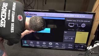 """EEVblog #1261 - Dumpster Diving 55"""" LCD TV"""