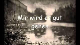 Darin - I'll be alright german Lyrics