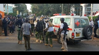 Blow by blow account of how Riverside Attack unfolded