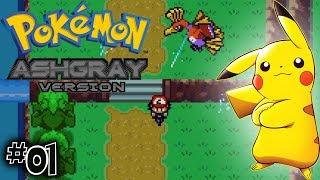Pokemon Ash Gray Nederlands #1