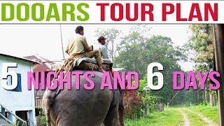 Dooars Tour Plan
