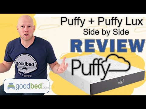Puffy and Puffy Lux Mattress Review (VIDEO)