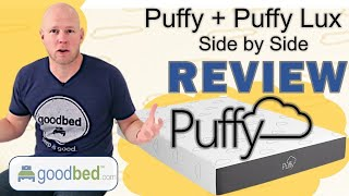 Puffy and Puffy Lux Mattress Review by GoodBed.com