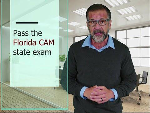 Florida CAM Exam Prep - YouTube