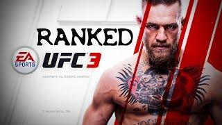 UFC 3 RANKED ИДЕМ В ТОП 10(26 RANKED и UT 13)СТРИМЧАНСКИЙ ПОСЛЕ РАБОТЫ