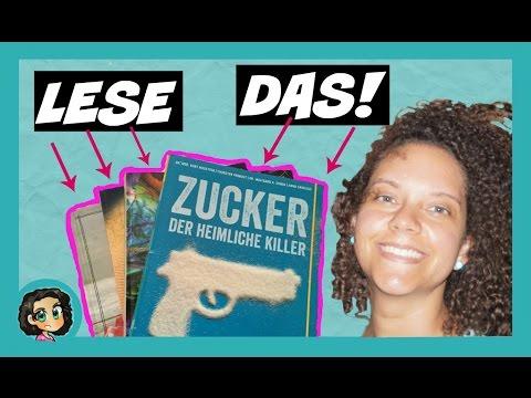 🔴  6 Beste Bücher zum Abnehmen!
