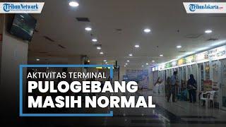 Awal Bulan Ramadan, Jumlah Penumpang di Terminal Terpadu Pulogebang Terpantau Masih Normal