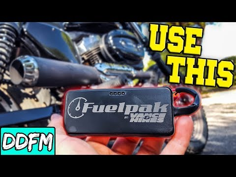 How To Increase Your Sportster's Performance With The Vance And Hines FuelPak FP3 Mp3