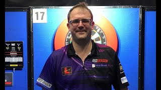 """David Evans ahead of Ally Pally debut: """"I have proven that I am capable of mixing it with the best"""""""