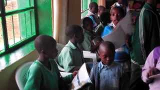 preview picture of video 'The Children's Peace Libraries of Rwanda'