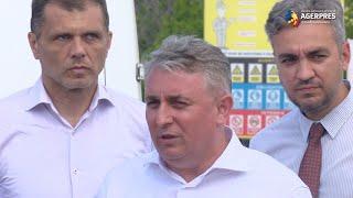 Explozie la Rafinăria Petromidia/Ministrul Bode: Populaţia nu a fost nicio clipă în pericol