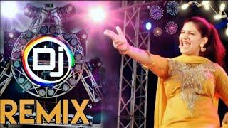 Bandook Chalegi Dj Remix    सपना Choudhary New Song    Dj Dance Song Sapna    Sapna Chaudhary Song