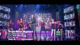 Trai Nhà Nghèo Remix   Trần Nhật Quang | Nhạc Sàn Bolero 2017