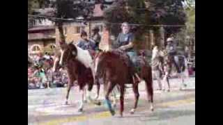 preview picture of video 'All Horse Parade Part 1 Delaware, Ohio'