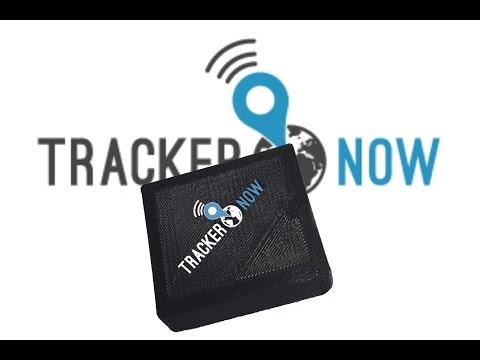 TrackerNow – GPS/bluetooth/GSM/wifi (Bonus Video)