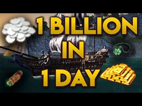 How I made 1 Billion in 1 Day   Black Desert online daily dose #63
