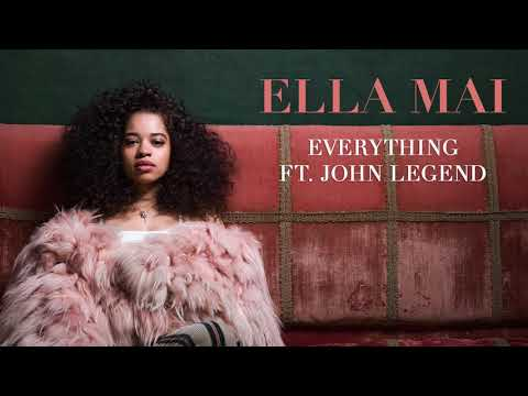 Ella Mai – Everything Ft. John Legend (Audio) - Ella Mai
