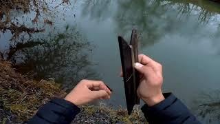 Мега клёв налима (отчёт с рыбалки 9-10 ноября)