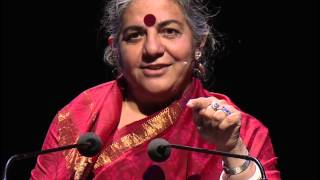 Festival of Dangerous Ideas 2013: Vandana Shiva - Growth = Poverty