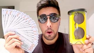 $1000 SNAPCHAT GLASSES !!!