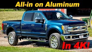 Ford Super Duty 2017 - dabar