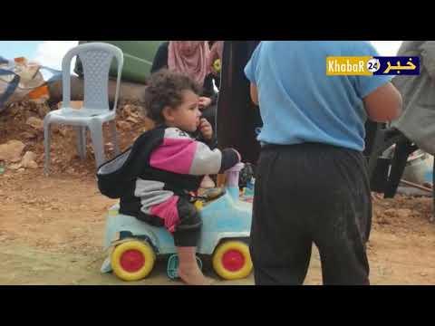 بالفيديو: قوات الاحتلال تهدم منزلاً قرب حلحول وتسلم  إخطارات بالهدم في يطا