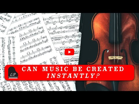 Can Music Be Created Instantly?