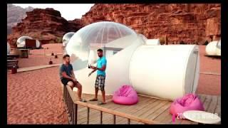 preview picture of video 'Wadi Rum | Jordanian Desert - 4K'