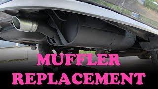 Replace Muffler