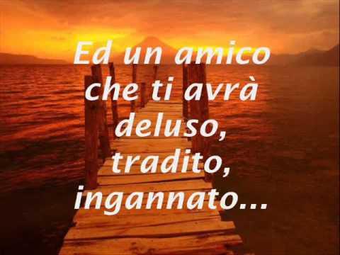 Claudio Baglioni - Avrai (testo)