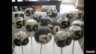 50th Birthday Party Ideas at Home