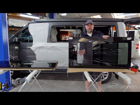 VW T6 Opening Window Options Video