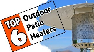 🌻 6 Best Outdoor Patio Heaters 2019 - High Quality And Beautiful Gas Heater Review