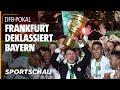 DFB-Pokal: Eintracht Frankfurt Sensationell Pokalsieger   Sportschau