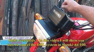Suzuki Ax 100 Despiece de la bomba de aceite [Hd] - Thủ thuật máy