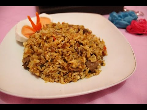 Video CARA MEMBUAT NASI GORENG SEDERHANA